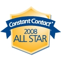Constant Contact 2008 All Star